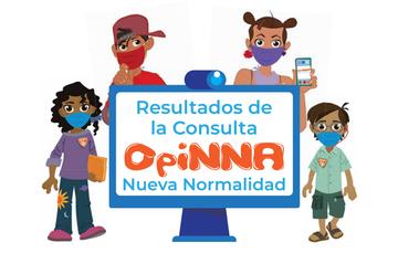 Resultados de la consulta OpiNNA Nueva Normalidad.