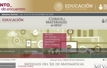 Ofrece INEA módulos de matemáticas para sus educandos
