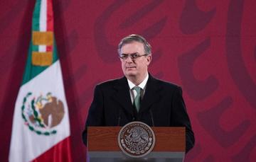 Primer embarque de vacunas Pfizer rumbo a México