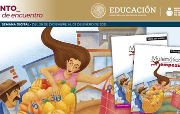 El módulo del INEA Matemáticas para empezar está a disposición de los educandos y del público en general