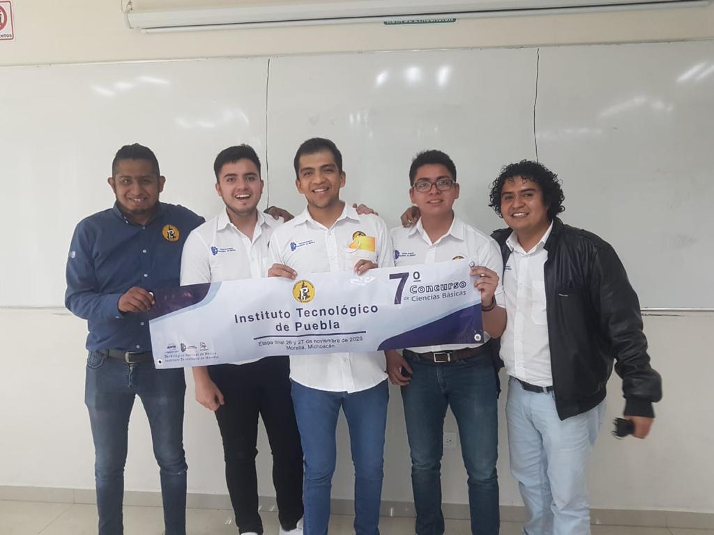 Boletín SEP no. 1 Estudiantes del TecNM, máximos ganadores del reto de ciencias básicas de la ANFEI