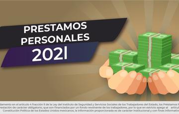 Préstamos personales 2021