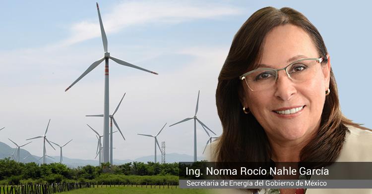 La titular de la Secretaría de Energía habló sobre las energías renovables y cómo poner orden en el sector.