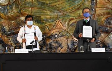 Acuerdan SEP e INPI impulsar la inclusión y equidad de los pueblos indígenas en la educación pública del país