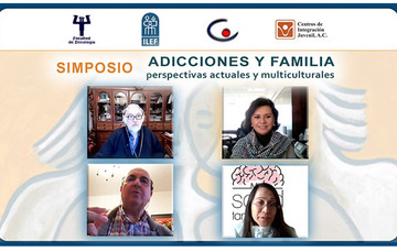 """Simposio """"Adicciones y familia. Perspectivas actuales y multiculturales"""""""
