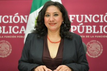 Debemos seguir separando los intereses políticos de los económicos: Secretaria Sandoval Ballesteros ante contralores del país