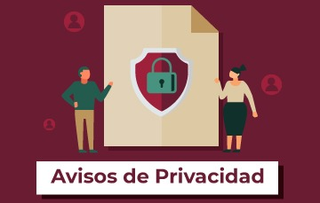 Avisos de Privacidad
