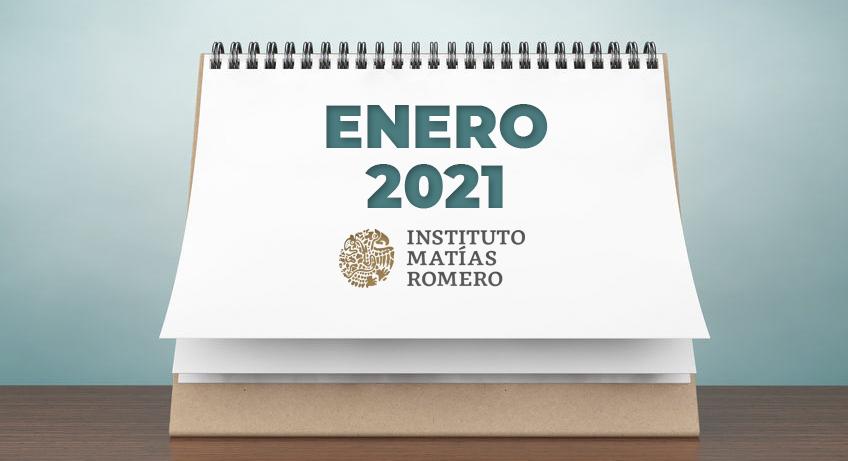 Este mes en el IMR - enero 2021