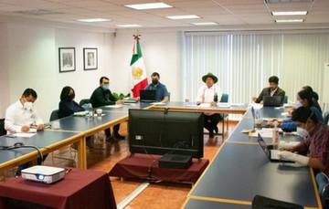 Se aprueba proyecto para iniciativa de reforma constitucional sobre derechos de pueblos indígenas y afromexicano.