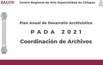PADA 2021