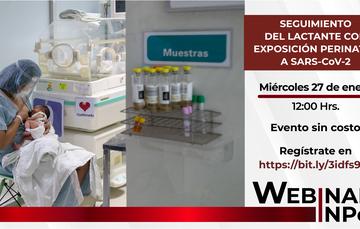 SEGUIMIENTO DEL LACTANTE CON  EXPOSICIÓN PERINATAL A SARS-CoV-2