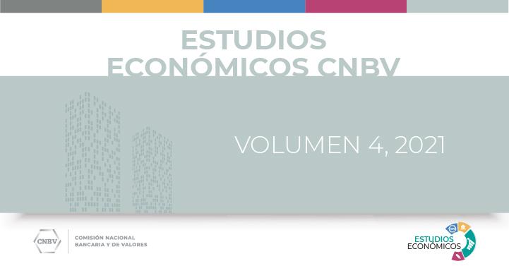 Estudios Económicos CNBV 2021
