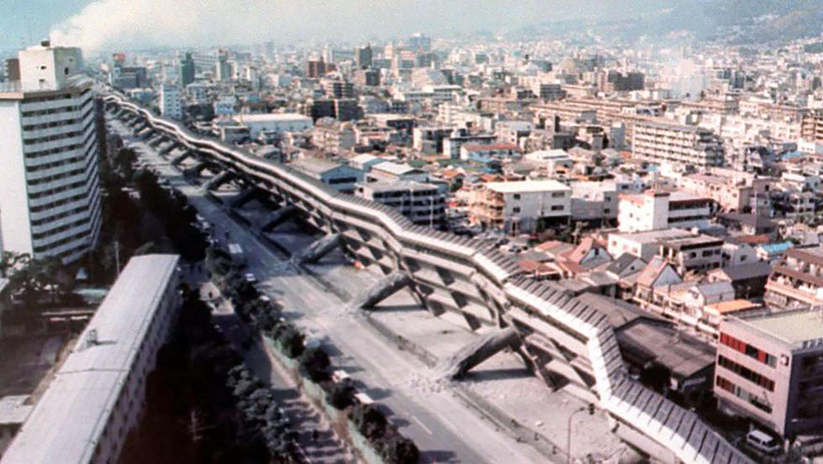 Kobe, Japón, 1995