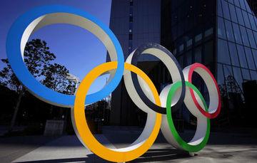 Aros de los Juegos Olímpicos. Cortesía
