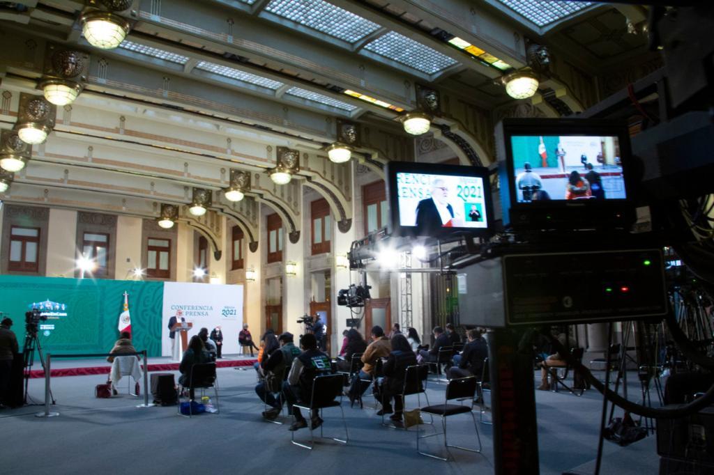 Conferencia de prensa del presidente Andrés Manuel López Obrador del 29 de enero de 2021
