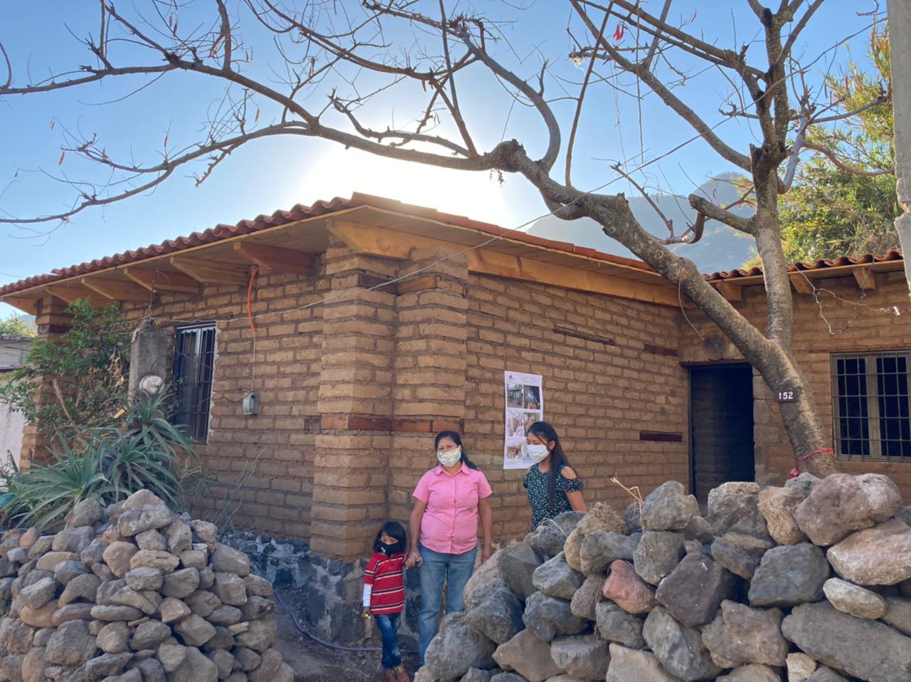 Historias de reconstrucción María Peña