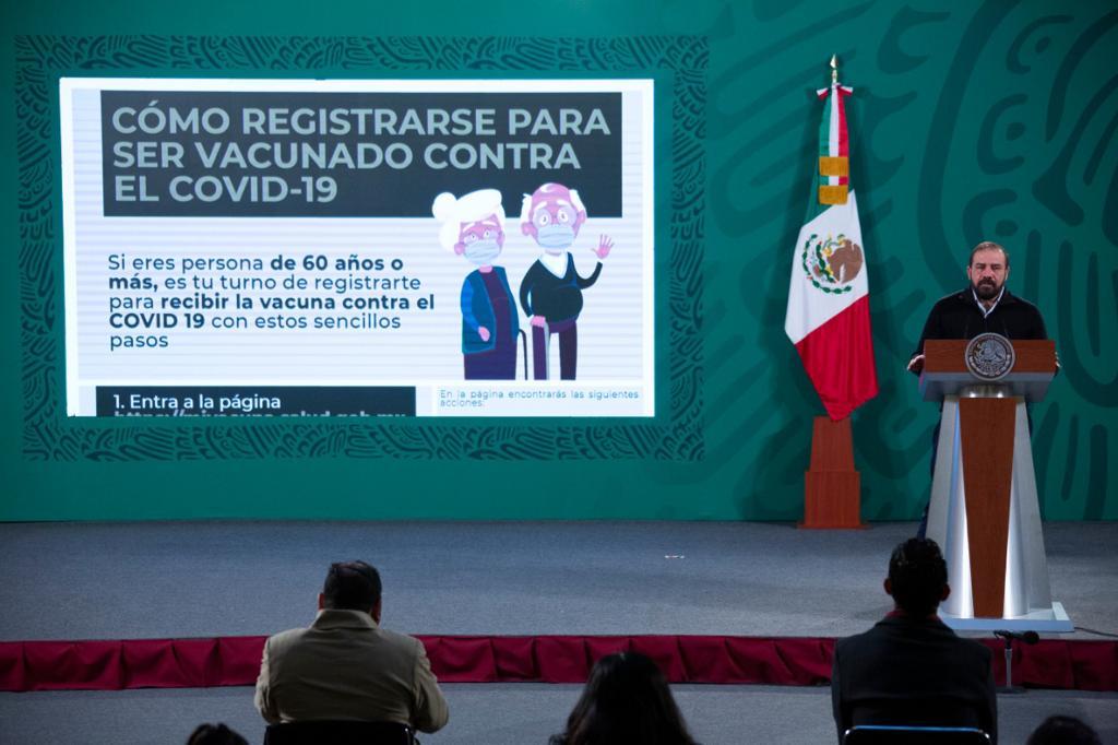 Conferencia de prensa del presidente Andrés Manuel López Obrador del 2 de febrero de 2021