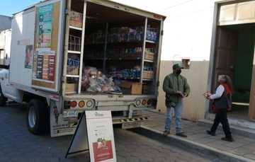 Acerca Segalmex con importante margen de ahorro canasta básica y lechea municipios vulnerables de Tlaxcala