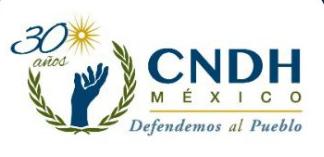 Comisión Nacional de Derechos Humanos México