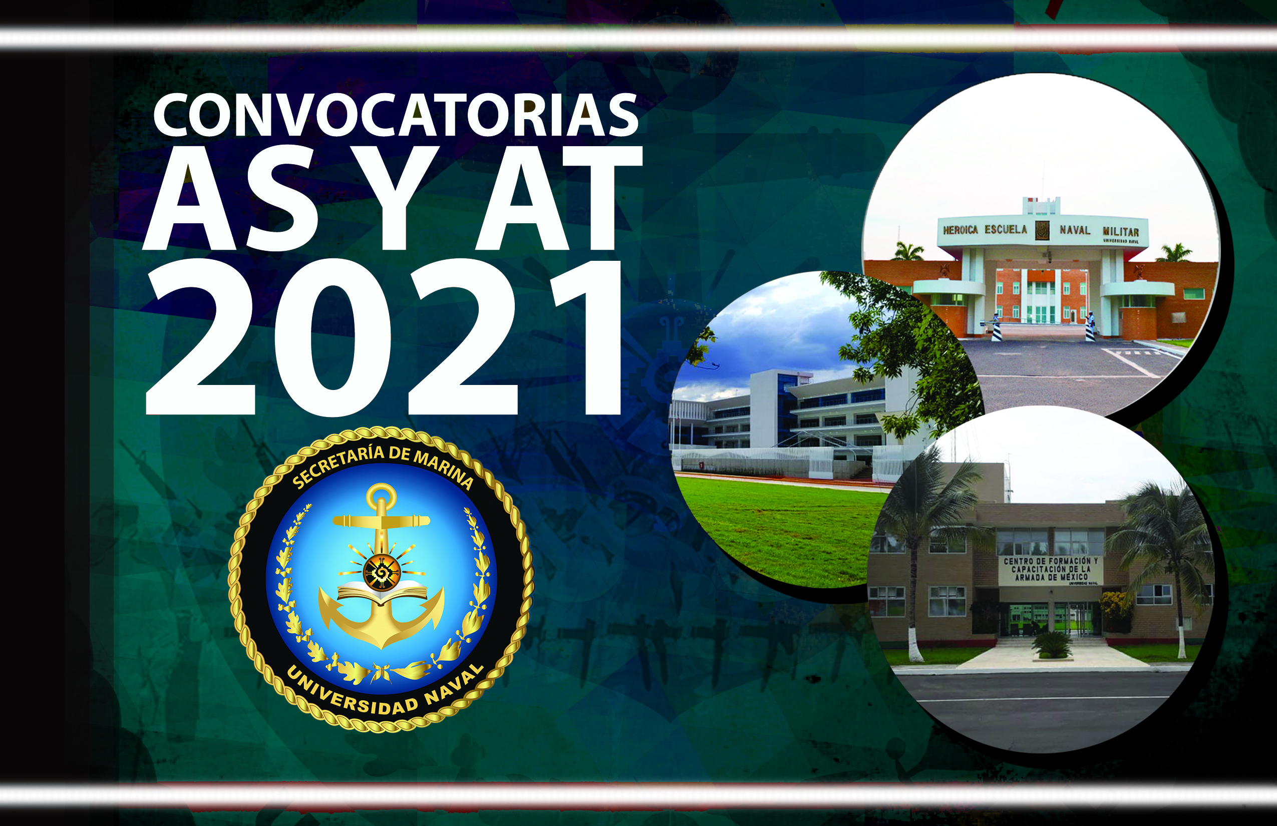 Convocatorias AS y AT 2021