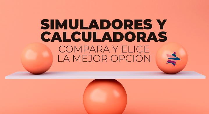 Simuladores y Calculadoras