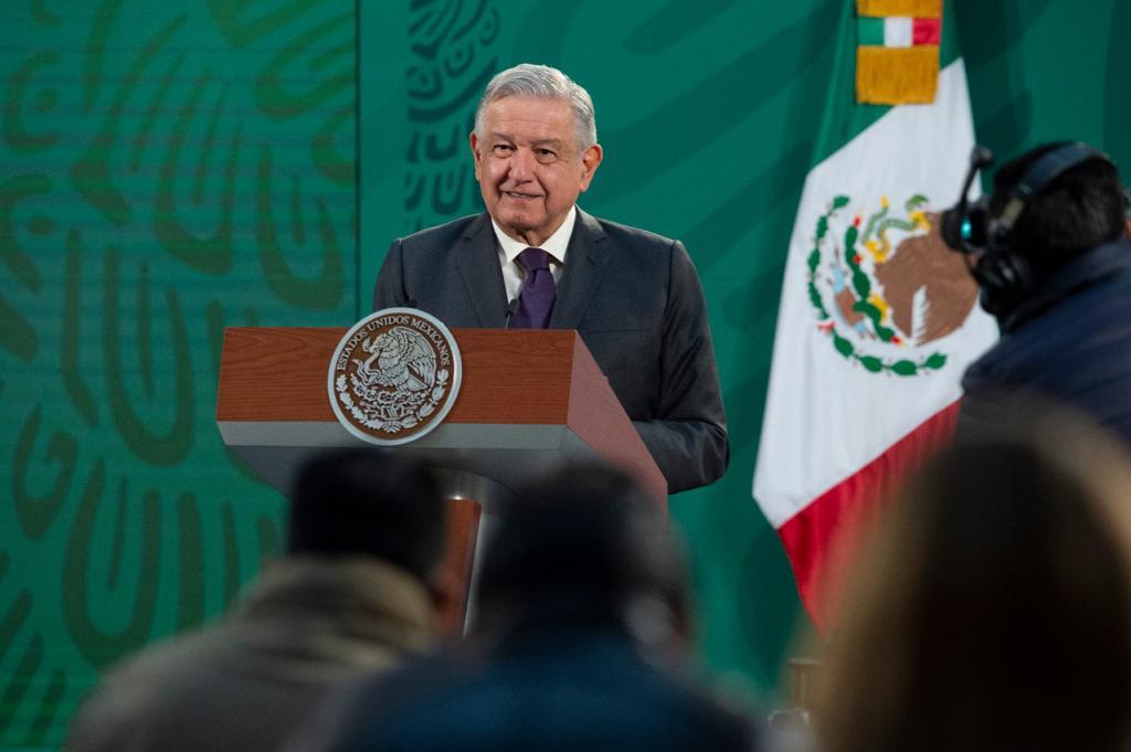 Conferencia de prensa del presidente Andrés Manuel López Obrador del 18 de febrero de 2021