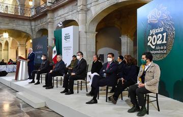 México acelera plan de vacunación gracias a su presencia y respeto en el mundo