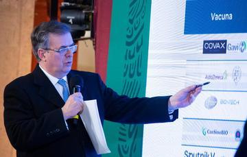 México avanza en su estrategia de asegurar la adquisición de vacunas contra COVID-19