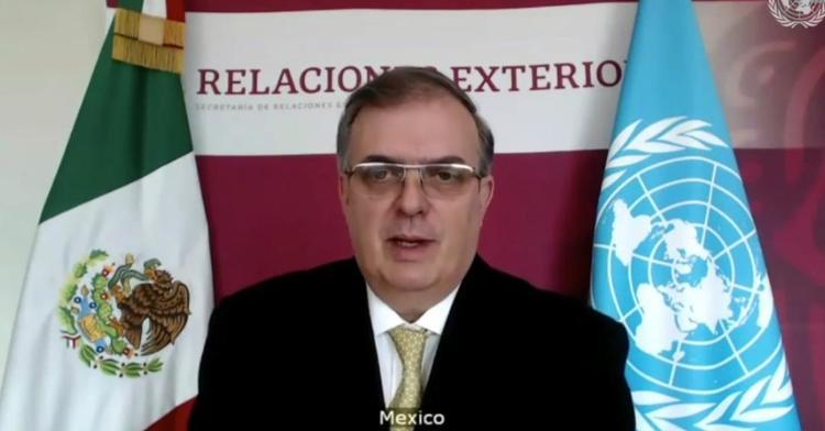 In UN Security Council, Mexico denounces unequal access to vaccines