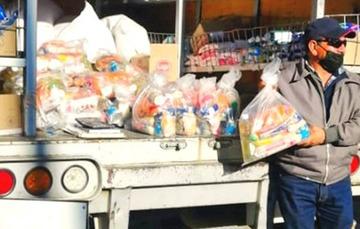 Expende Diconsa despensas en Tlaxcala