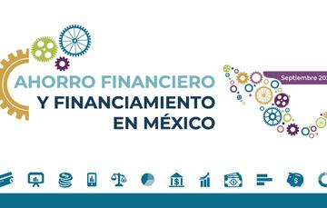 Reporte de Ahorro Financiero y Financiamiento a septiembre de 2020