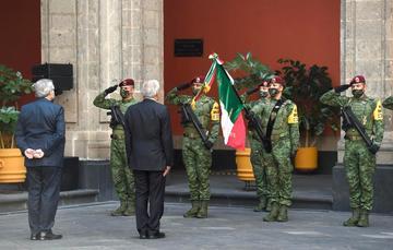 108 Aniversario Luctuoso de Francisco I. Madero