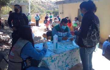 Provee Segalmex-Diconsa la canasta básica en comunidades vulnerables de Guanajuato