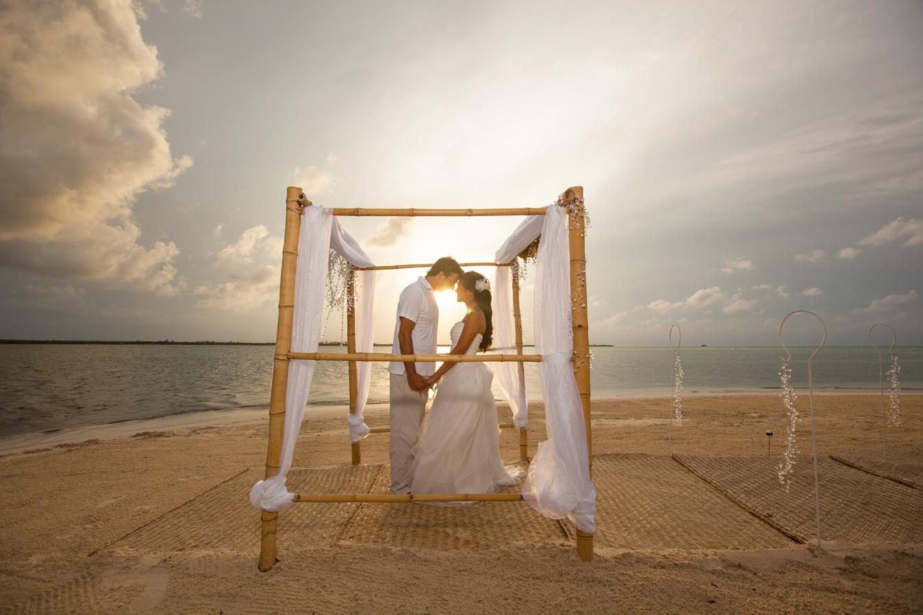 El Caribe Mexicano, destino ideal para el Turismo de Romance