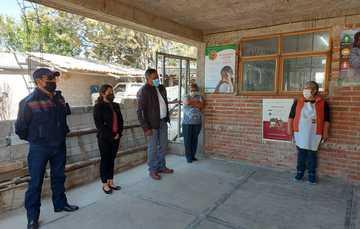 Inaugura Segalmex tienda comunitaria Diconsa en Atlangatepec, Tlaxcala