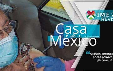 """Revista """"Casa de México"""" - Febrero 2021"""