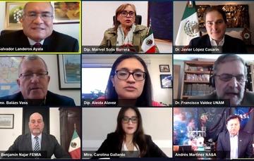 El tema espacial es protagonista en la agenda de la Presidencia Pro Tempore de México, en la Comunidad de Estados Latinoamericanos y Caribeños (CELAC), a fin de ampliar la frontera del conocimiento, crear nuevos empleos, e imaginar un futuro innovador.