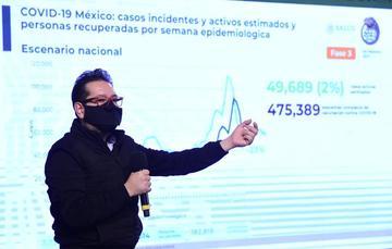 Ricardo Cortés, director general de Promoción de la Salud