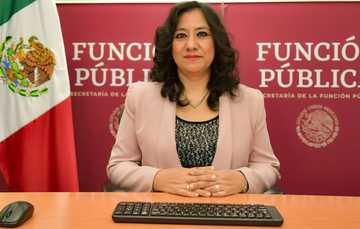 Secretaria Sandoval Ballesteros representa al Estado mexicano en reunión internacional de alto nivel sobre integridad financiera