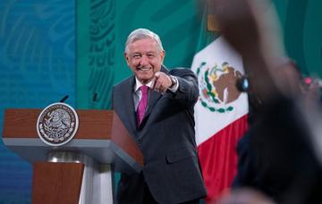 Conferencia de prensa del presidente Andrés Manuel López Obrador del 25 de febrero de 2021