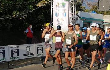 Julio César Salazar Enríquez y Jesús Tadeo Vega Ortiz volvieron a la conquista de preseas en Guatemala. Cortesía