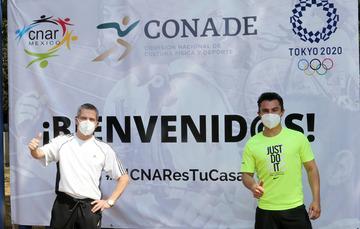 """Yahel Castillo, clavadista mexicano ingresa al """"Programa de Reapertura del CNAR"""" rumbo a Tokio 2020."""