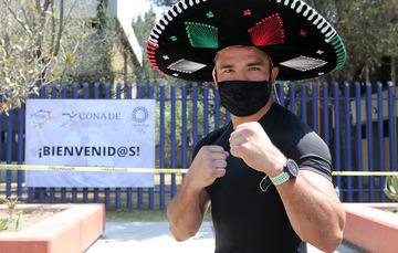 Carlos Antonio Rodríguez Moreno, ingresó al Centro Nacional de Talentos Deportivos y Alto Rendimiento (CNAR).