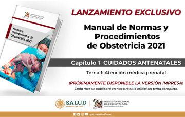 Manual de Normas y Procedimientos de Obstetricia 2021
