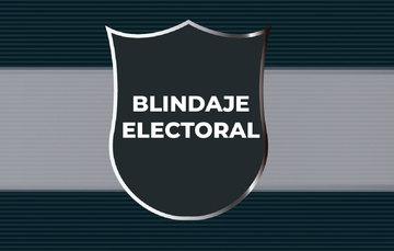 Imagen de blindaje electoral.