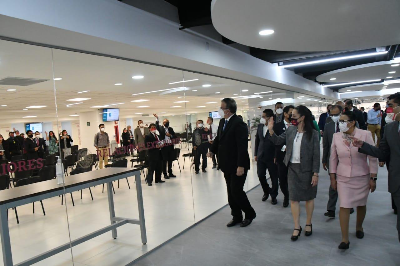 Secretaría de Relaciones Exteriores inaugura Delegación Metropolitana Coyoacán