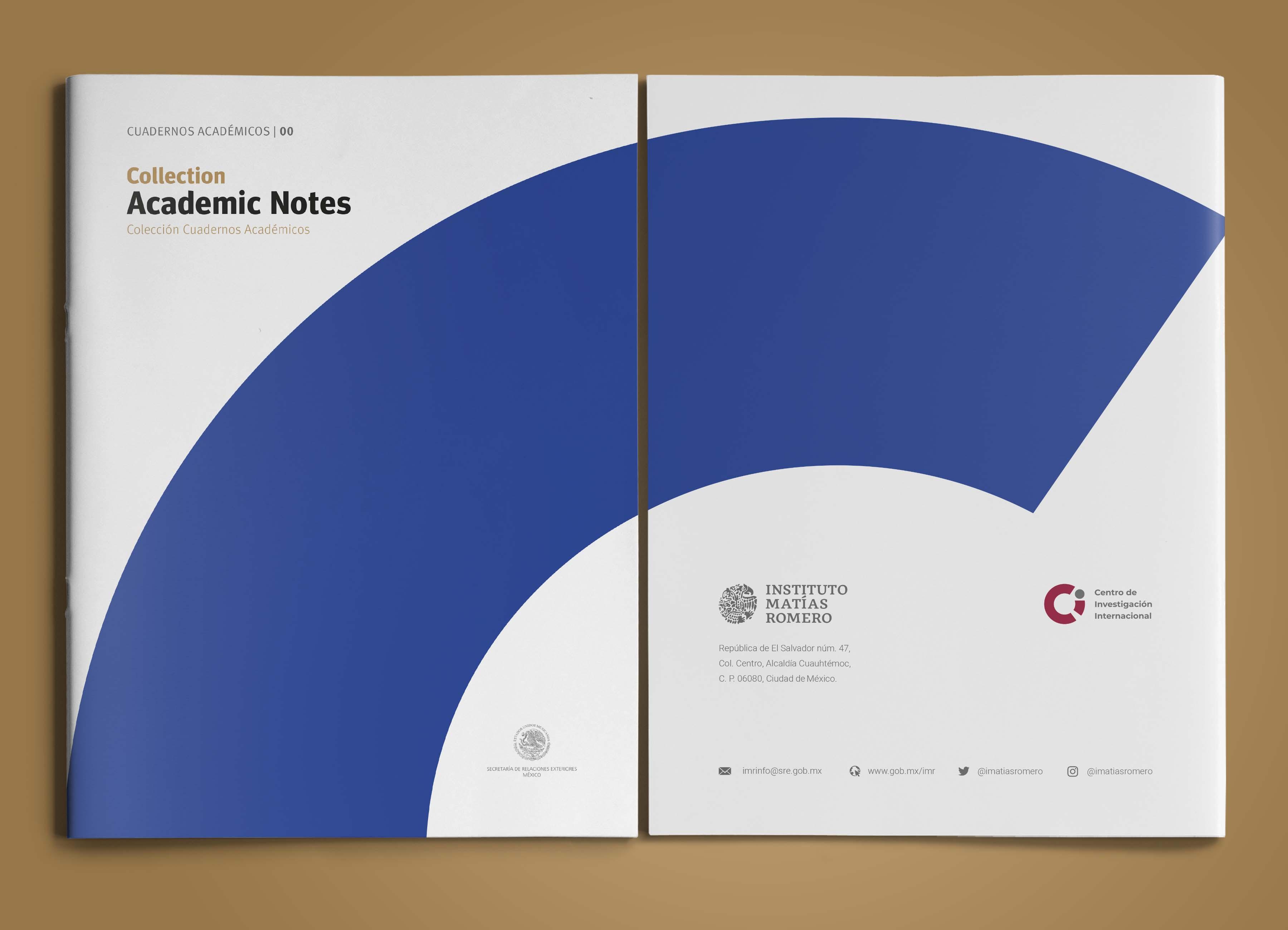 """Colección """"Cuadernos CII académicos"""""""
