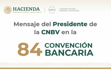 Palabras del presidente de la CNBV, Juan Pablo Graf Noriega