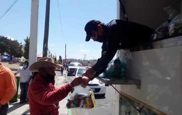 Lleva Segalmex-Diconsa venta de canasta básica a comunidades de Tlaxco y Calpulalpan en Tlaxcala
