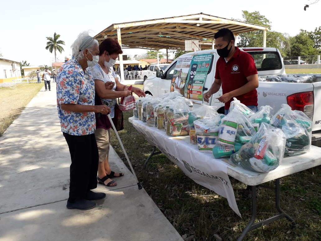 Extiende Diconsa abasto de la canasta básica a más localidades de Tamaulipas